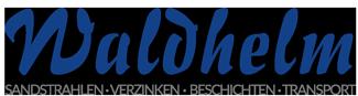 Waldhelm Feuerverzinken Logo